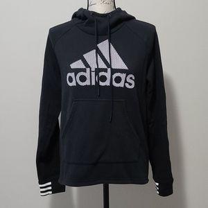 Women's Adidas Hoodie Pullover Sweatshirt M